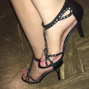 Shoes - Black heels 👠